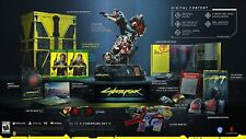 SEALED Cyberpunk 2077: COLLECTOR'S EDITION - Xbox Game RARE. Fast Shipping!!!