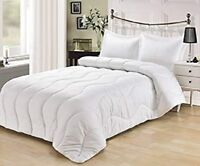Luxury Hollowfibre/Microfibre Silky Soft Duvet 4.5 10.5 13.5 TOG Brand New