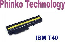 Brand New Battery for IBM Thinkpad T40 T40P T41 T41P