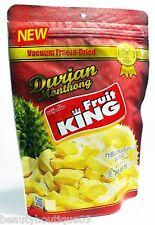 Fruit King Durian Monthong Thailand Snack Natural Healthy Halal KOSHER 100 g