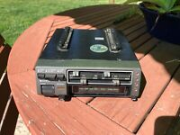 Sanyo FT 1003 Car 8Track Player - Tested Working