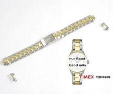 Timex Bracelet de Rechange T2M449 T Series - S'Adapter T2M448 T2M447 T2M446