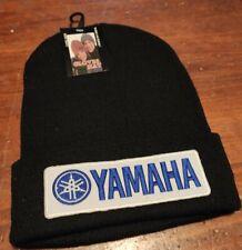 Yamaha Winter Knitted Black Hat