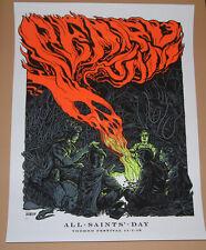 Pearl Jam New Orleans Voodoo Festival Concert Poster Print Ames Bros 2013