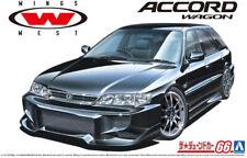 1996 Honda Accord Wagon CF2 Wings West 1:24 Model Kit Bausatz Aoshima 058039