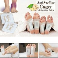 50 Pcs Premium Anti-Inflammation Sweilling Ginger Foot Patch Herbal Detox Pads
