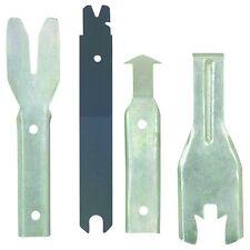 Windshield, Door Handle, & Window Crank Remover Tool Set Body Panel Clip Spring