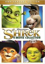 Shrek 4 Movie Collection [dvd/digital Hd/4pk] (Twentieth Century Fox)