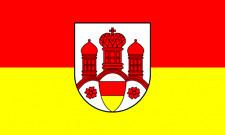 Fahne Flagge Crivitz 90 x 150 cm