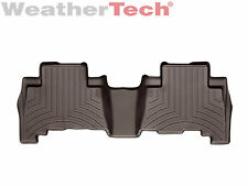 WeatherTech Floor Mats FloorLiner for Lexus GX - 2014-2017 - 2nd Row - Cocoa