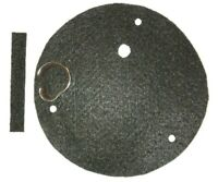 ASTATIC D-104 MICROPHONE REPLACEMENT BOTTOM FELT.  SELF ADHESIVE BRAND NEW