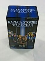 RADIATA STORIES STAR OCEAN TRADING ARTS NEW RARE SQUARE ENIX PRODUCTS