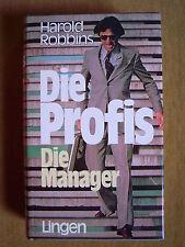 """""""Die Profis; Die Manager"""" von Harold Robbins"""