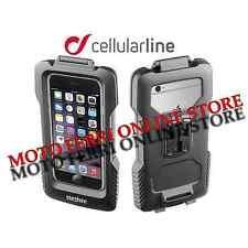 CELLULAR LINE SMIPHONE6 SUPPORTO CUSTODIA MANUBRIO TUBOLARE DA MOTO PER IPHONE 6