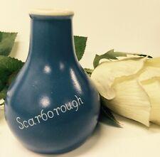 "BEAUTIFUL VINTAGE DEVON BLUE WARE 'SCARBOROUGH' 4"" BALUSTER VASE"