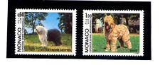 Monaco Exposición Canina fauna perros serie año 1982 (AJ-17)