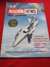 AVIATION NEWS - SCOTTISH AEROBATICS - 20 July 1990 v 19 # 5