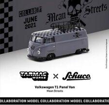 **PRE ORDER** Schuco Tarmac Works Excl. VW Volkswagen T1 Panel Van Mean streets