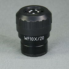 Stereo Microscope Diopter-adjustable WF10X /20MM Eyepiece With Reticle