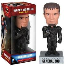 "Funko DC Comics Man of Steel Movie: General Zod Wacky Wobbler 6"" Vinyl New"