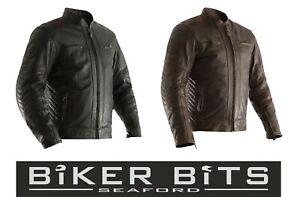 RST Iom Klassisch Tt Retro 2 Leder Motorrad Retro/Vintage/Cruiser Jacke