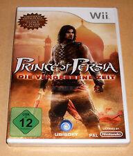 Nintendo Wii Spiel Game - Prince of Persia - Die vergessene Zeit - Neu OVP