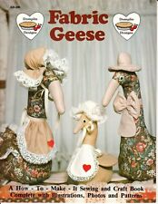 Dumplin Designs FABRIC GEESE A How-To-Make-It Sewing & Craft Book AD-200