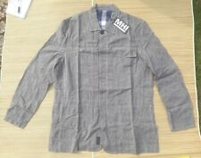 ccfb3d21d6 Maharishi MHI Denim Chambray Workers Utility Jacket Overshirt Mens XL  NEW