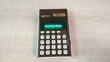 Vintage calculator SHARP Elsi Mate EL-1103 Japan. Working.