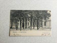 LEUVEN  1905    LOUVAIN  COLLEGE DU PAPE
