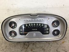 1957 1958 PLYMOUTH FURY BELVEDERE SAVOY DASH GAUGES INSTRUMENT CLUSTER OEM USED