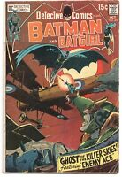Detective Comics 404 DC 1970 VG FN Batman Batgirl Enemy Ace Neal Adams