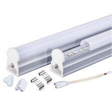 1200mm (4ft) 20W T8 Tubo LED integrado, controlador aislados, Blanco Puro 6500k X 3