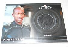 Agents of Shield Season1 Costume Trading Card #CC19 Mike Peterson XXX/350