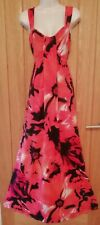PER UNA SIZE 16 L Beautiful Ladies Long Jersey Floral Maxi Dress Ref 16