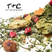 Calm Down - Functional Tea - Specially Selected Blend of Dried Herbs (25g-500g)