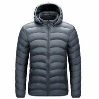 Warm Jackets Fall Men's mens Coats Outerwear Fashion Thick Autumn Boys Men Coat