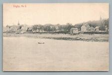 Digby Nova Scotia—Antique Acadian Maritime Postcard McBrides Pub 1906