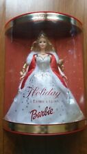 2001 Holiday Celebration Barbie - Special Edition - Never Removed from Box