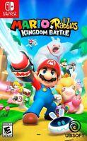 Ubisoft Mario + Rabbids Kingdom Battle (Nintendo Switch)