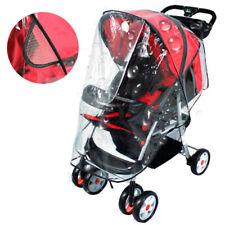 Burbuja Universal de Lluvia Protector para Sillas Carritos de Paseo de Bebé