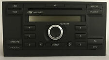 Ford Autoradio Single CD 6000 mit CODE Focus Fiesta Transit