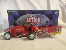1997.Action #11 GREG HODNETT Selma Sprint Car Diecast 1:24 1/4500