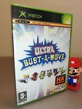 Ultra Bust-A-Move Xbox Pal version new sealed nuovo sigillato