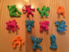 1990's Monsters in my pocket series 2 - 11 Pieces