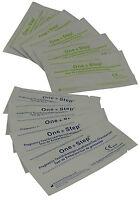50 Ovulation Tests 10 Pregnancy Test Strips Fertility Urine Kits One Step