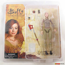 Buffy the Vampire Slayer White Witch Willow 6 inch figure series 3 deluxe Btvs