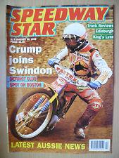SPEEDWAY STAR-Latest Aussie News- Reviews Edinburgh King's Lynn, 30 January 1993