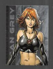 Marvel Universe 2011 Ultimate Heroes Foil Card Uh9 Jean Grey David Finch