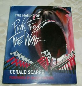 The Making of Pink Floyd The Wall, Hardback  Book  By Gerald Scarfe